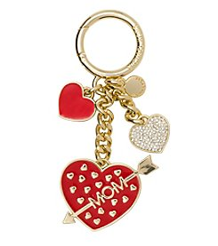 MICHAEL Michael Kors® Mom Hearts Keychain