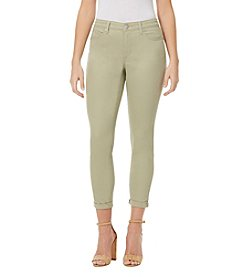 Bandolino® Lisabeth Curvy Skinny Ankle Jeans