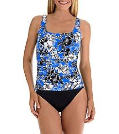 Trimshaper® Rose One Piece Swimsuit
