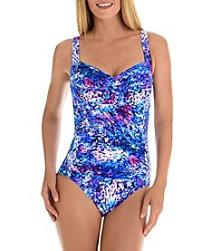 Trimshaper® Expressionista One Piece Swimsuit