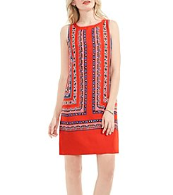 Vince Camuto® Geo Shift Dress