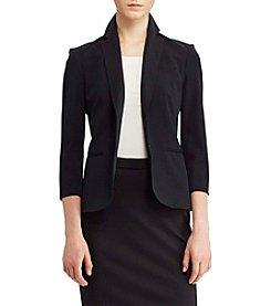Lauren Ralph Lauren® Open Blazer Jacket