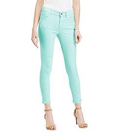 Lauren Ralph Lauren® Crop Skinny Jeans