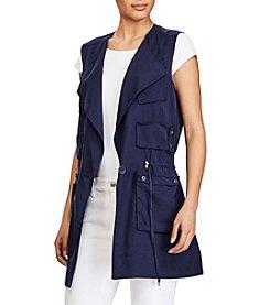 Lauren Ralph Lauren® Twill Vest