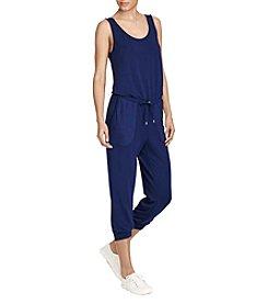 Lauren Ralph Lauren® Waist-Tie Jumpsuit
