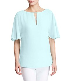 Lauren Ralph Lauren® Bell-Sleeve Top