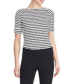 Lauren Ralph Lauren® Striped Knit Top