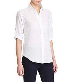 Lauren Ralph Lauren® Button Down Shirt