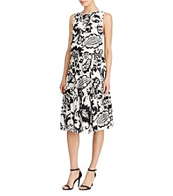 Lauren Ralph Lauren® Paisley Dress
