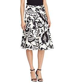 Lauren Ralph Lauren® Paisley Skirt