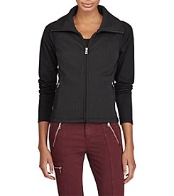 Lauren Ralph Lauren® Quilted Stretch Cotton Jacket