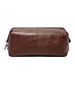 Fossil® Men's Framed Shave Kit Bag