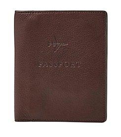 Fossil® Men's Passport Case