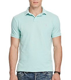 Polo Ralph Lauren® Men's Short Sleeve Solid Polo Shirt