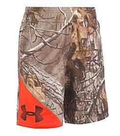 Under Armour® Boys' 4-7 Realtree Prototype Shorts