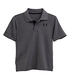 Under Armour® Boys' 4-7 Short Sleeve Solid Polo