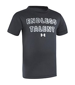 Under Armour® Boys' 2T-4T Short Sleeve Endless Talent Tee