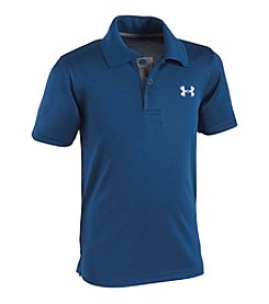 Under Armour® Boys' 4-7 Short Sleeve Match Play Polo