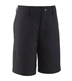 Under Armour® Boys' 4-7 Medal Play Golf Shorts