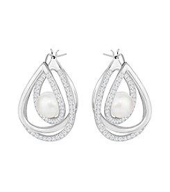 Swarovski® Crystal Click-It Earrings
