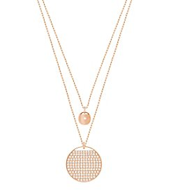 Swarovski® Ginger Pendant Necklace