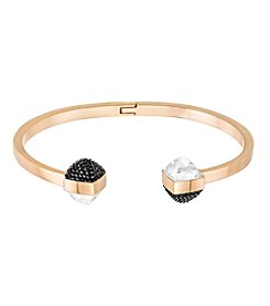 Swarovski® Glance Open  Bangle
