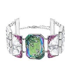 Swarovski® Crystal Lobster Bracelet