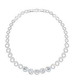 Swarovski® Studded Crystal Necklace