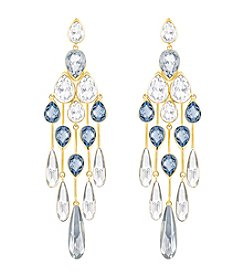 Swarovski® Clear Crystal Chandelier Earrings