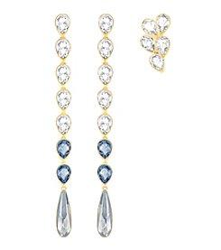 Swarovski® Pierced Earring Set