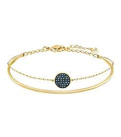 Swarovski® Ginger Montana Crystal Bracelet