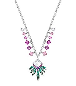 Swarovski® Faceted Crystal Necklace