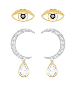 Swarovski® Crystal Earrings Set
