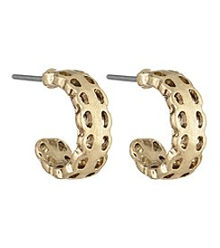 The Sak® Baby J Hoop Earrings
