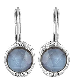 The Sak® Stone Pave Drop Earrings