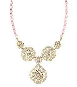 The Sak® Lace Drama Bib Necklace