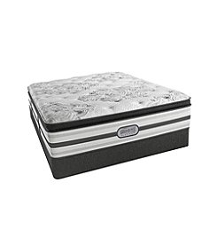 Beautyrest® Platinum™ San Diego Plush Pillowtop Queen Mattress & Box Spring or Adjustable Base Set