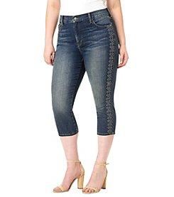 NYDJ® Plus Size Alina Capri Pants