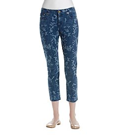 MICHAEL Michael Kors® Izzy Cropped Skinny Jeans