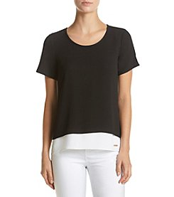 MICHAEL Michael Kors® Envelope Back Top