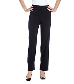 Briggs New York® Petites' Slim Panel Millennium Pants