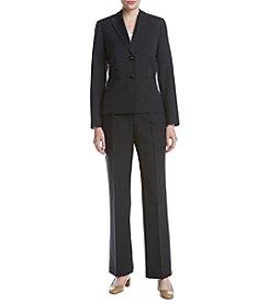 LeSuit® Stripe Pantsuit