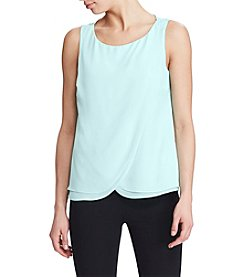 Lauren Ralph Lauren® Sleeveless Georgette Top