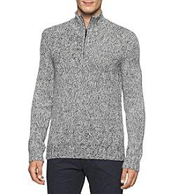 Calvin Klein Men's Racked Wave Pullover