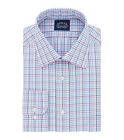 Eagle® Men's Long Sleeve Plaid Button Down Shirt