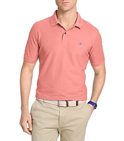 Izod® Men's Short Sleeve Advantage Pique Polo