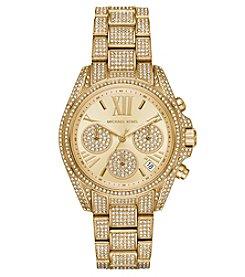 Michael Kors® Mini Bradshaw Chronograph & Date Bracelet Watch