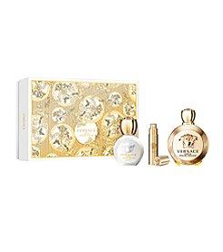 Versace® Eros Pour Femme Eau De Toilette Gift Set (A $149 Value)