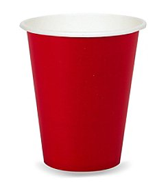 BuySeasons Classic Red 24-Pk. 9-oz. Paper Cups