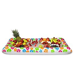 BuySeasons Inflatable Luau Buffet Cooler